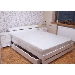 Łóżko sosnowe ,drewniane ARES