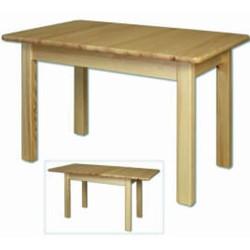 Stolik z drewna sosnowego